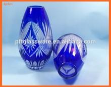2014 hotsale Lead Free glass vase