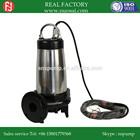 NSWQ Nylon electrophoresis paint submersible fire pump
