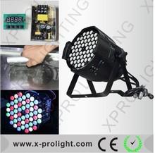 hot!!!!18pcs 3W Popular moving head lights beam Dj Clubs Head Light