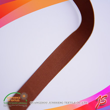 Guangzhou top sale elastic band with silicone