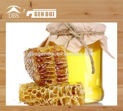 Plate Honey flower honey