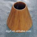 Bambú lámpara sombra, la artesanía de la lámpara y sábalo eco- ambiente