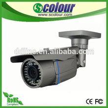 2.8-12mm Manual Zoom Lens IP66 New Product ip 66 metal bullet ir camera Made in China(BE-IVC)
