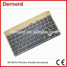 Alibaba Supplier Bluetooth 3.0 Tablet Wireless Flexible Keyboard