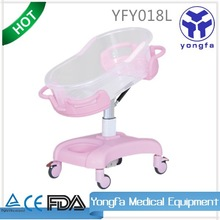 YFY018L beautiful baby swing for hospital medical infant bed B1