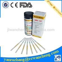 URS-10 Urine Reagent Strips 10 parameters