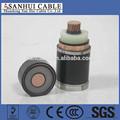 132kv 1200mm2 xlpe aislado de alta tensión de energía eléctrica del tambor de cable