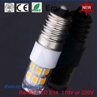 High End Quality Small Light Source 3W Led Lights Bulbs E14