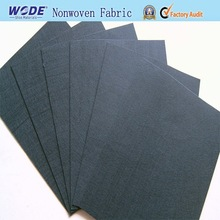High quality needle punched nonwoven for artificial leather backing