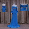 Elegant see through back sweetheart wedding dresses for pregnant bride