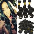 الجمال الساخنة الشعر موجة الجسم البرازيلي الشعر التمديد تمديدات الشعر الآدمي للنساء السود