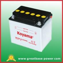 Y60-N24L-B-12V24Ah lawn mower battery motorcycle battery