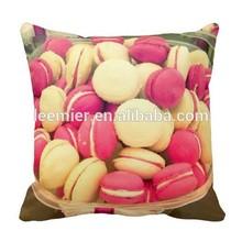 Fashion macaron design floating window throwling pillow