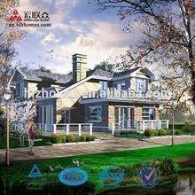 Best Price Modern Design Steel Structure Prefab Duplex House