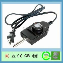 Korean CTW-300 adjustable Teppanyaki Grill electrolux thermostat