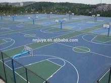 5000R Outdoor PP Interlocking Plastic Basketball Flooring