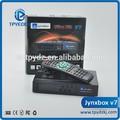ultima jynxbox Ultra HD v7 decoder satellitare internet tv box slim