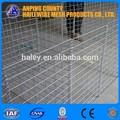 Cestini gabbione saldati/elettrosaldata maglia metallica voliera maglie a anping haili con iso9001; sgs; bv