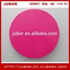 beautiful 8'' round pink paper cake base
