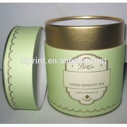 Custom Hot Sale Packaging Cardboard Paper Tea Box