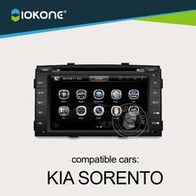 """built-in GPS navigation 7"""" inch car dvd for 2012 Kia Sorento"""