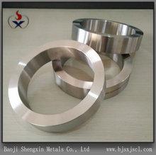 Titanium alloy forging ring , titanium standard