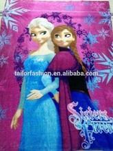 frozen flannel bedsheet