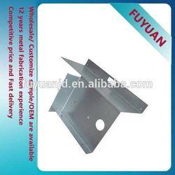 Color Aluminum Sheet Metal / China Plastic Prototype Maker / Metal Drawn Steel