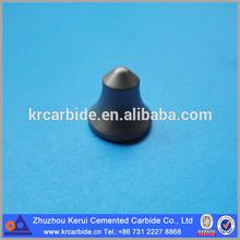 Cemented carbide tips for asphalt cutter bits/road milling bits