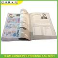 libro de cubierta suave de impresión