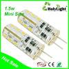led g4 12v 360 degree Warm white 2700K 1.5W led g4 bulbs light