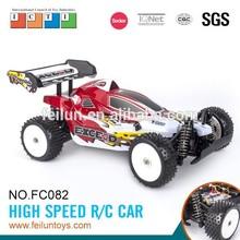 Feilun FC082 2.4G 4CH 1:10 scale high speed rc remote control car climbs walls