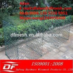 Supply anping high quality cost of gabion baskets,gabion box