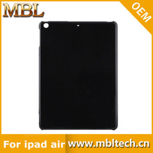 sublimation blank case for ipad air,for sublimation ipad case black and white