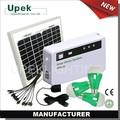 الصين الصانع مجموعات مصباح الطاقة الشمسية للمنزل كل واحد في التصميم