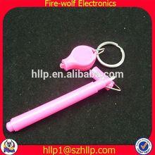 Mini cheap promotional item as gadgets cute plastic pen