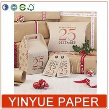 Various shapes high hardness christmas gift box