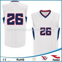 Sublimated Uniform Teamwear Custom Sublimation Basketball Jersey