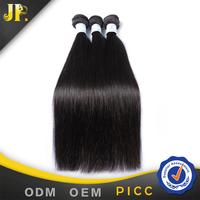Unprocessed virgin tape in hair extensions wavy peruvian straight silky hair