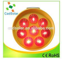 strobe led traffic light high quality solar flashing led warning light