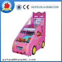 Electronic scoring popular basketball game machine