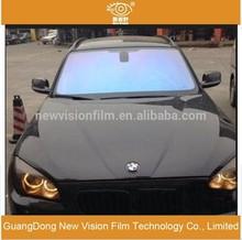 Explosion-proof VLT80% Solar control anti-glare 2mil car window decoration film automobile window tint