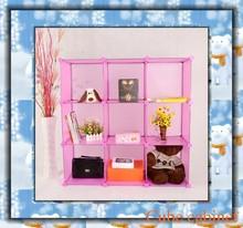 best selling model 9 cubes exterior cabinet plastic FH-AL0033