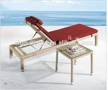 2014 Newest Design Adjustable Modern Outdoor Furniture - Bean