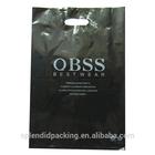 100% biodegradable plastic bag plastic package