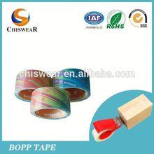 Clear bopp film adhesive