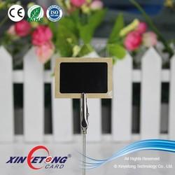 Passive I-CODE SLI Anti-Metal RFID Label, 13.56mhz, ISO14443A/15693,