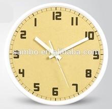 Slim Rim Promotion Running Backwards Wall Clock