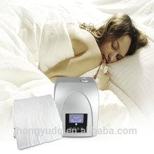 Smart control temp water mattress pad