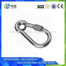 Stainless Steel Flat Snap Hook